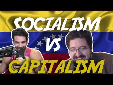 Does socialism make you eat rats? (Hasan Piker and Ben Burgis)