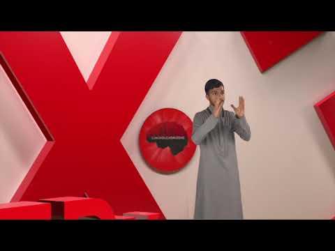 ثقة الشباب   Kahled Abbasi   TEDxYouth@GEMSAlKhaleejSchool photo