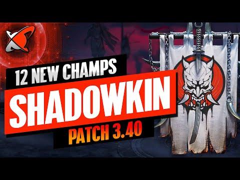 12 NEW SHADOWKIN CHAMPIONS | Skills Breakdown | Patch 3.40 Highlights | RAID: Shadow Legends