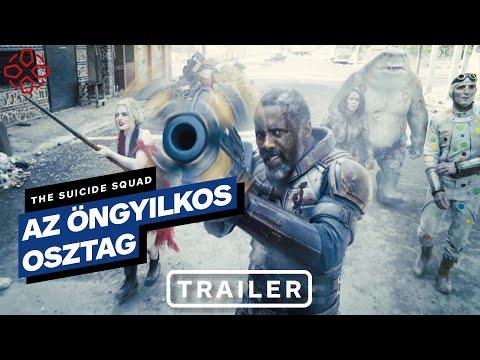 The Suicide Squad: Az Öngyilkos Osztag – előzetes #3