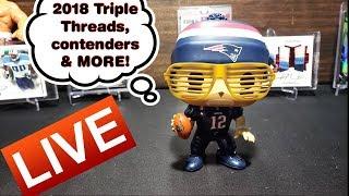 Thursday Night Breaks - Triple Threads Baseball, Contenders and More 1.17.19