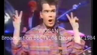 Nik KERSHAW The Riddle on WOGAN 1984