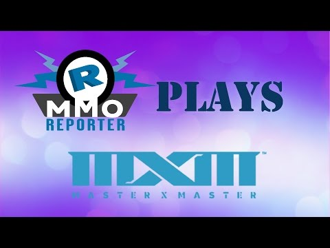 MMO Reporter Plays - MxM Preview