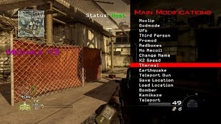 How to install mw2 mod menu s on pc after steam patched