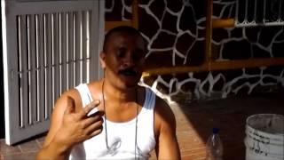 Argenis Sojo Constructor de Sonido de CUERO NA' MÁ