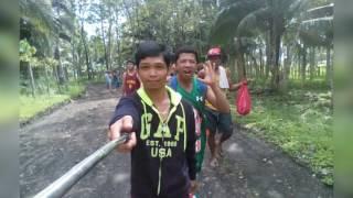Kaibigan walang iwanan darty work
