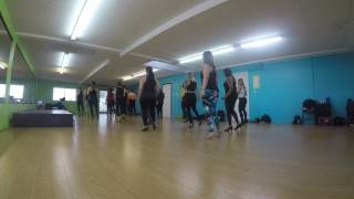 Kizomba Ladies Styling | KLS Workshop #1 in Montréal, QC