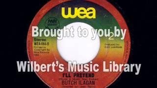 I'LL PRETEND - Butch Ilagan