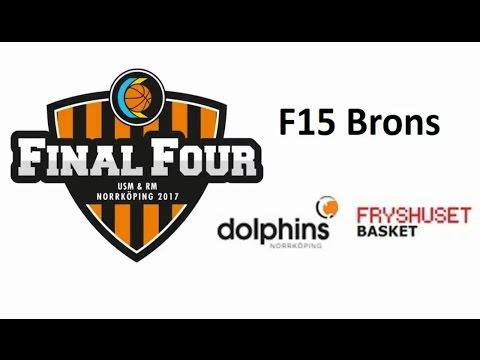 F15 Brons Norrköping Dolphins - Fryshuset