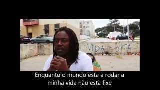 Ne Jah - Mundo Ta Roda (LEGENDADO PORTUGUÊS)