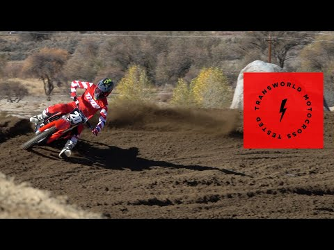 2019 Honda CRF250R | First Impression