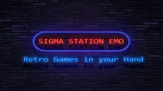 SigmaStationEmo - Retro Games Intro (Emiro Intro)