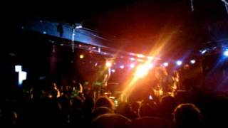 """Hey Baby, Here's That Song You Wanted"" - Blessthefall (Live)"
