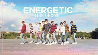 WANNA ONE (워너원) - ENERGETIC (에너제틱) Dance cover by RISIN'CREW from France