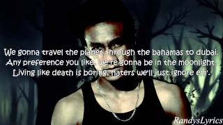 Hopsin: Happy Valentine's Day Alyce - Lyrics on Screen + Description - HD!