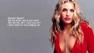 Willa Ford: 01. I Wanna Be Bad (Lyrics) (ft. Royce da 5'9)