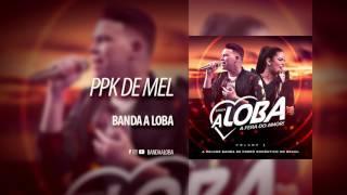PPK de Mel - Banda A Loba (Volume 3) [Áudio Oficial]