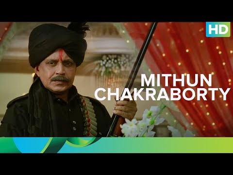 Scintillating moves of Mithun Chakraborty