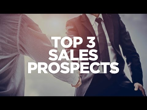 Top 3 Sales Prospects: Young Hustlers photo