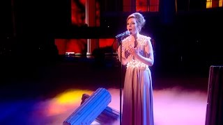 Lucy O'Byrne performs No Surprises - The Voice UK 2015: The Live Final - BBC One