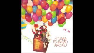 03. A Galinha Magricela - A Turma do Balão Mágico, Vol. 1 (1982)