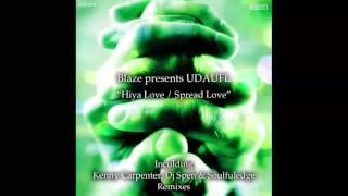 PROMO SNIPPET | Blaze feat. Kenny Bobien - Hiya Love (Kenny Carpenter Remix)