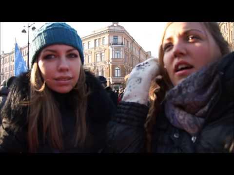 Möte för Putin i Sankt Petersburg 18 februari 2012
