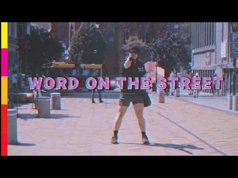 #ArtStreetHBG 2018 - Word on the street