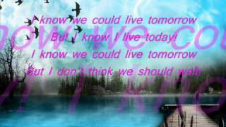 "LALEH ""Live Tomorrow"" (Lyrics)"