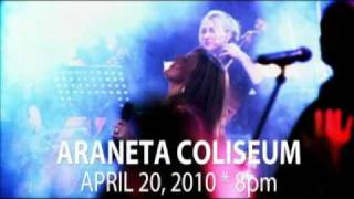 Darlene Zschech and the Hillsong Worship Team LIVE in Manila