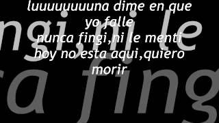 Don Omar - Luna (LETRA)