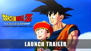 Dragon Ball Z: Kakarot + A New Power Awakens Set launch trailer