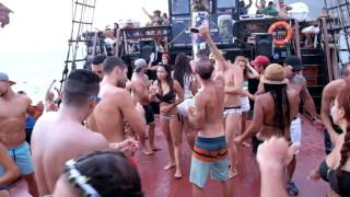 PIRATA BOAT PARTY