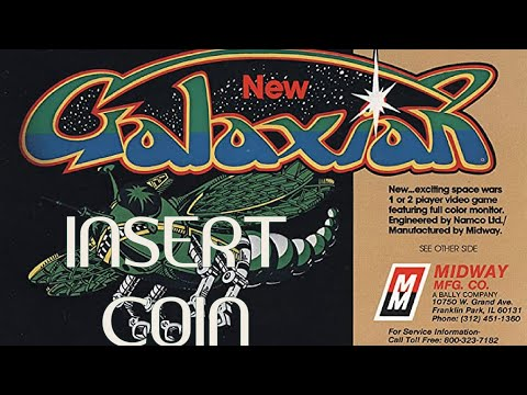 Galaxian (1979) - Arcade - 1 Loop