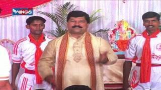 Shakti Tura Jangi Samna 2014 by Vasant Bhoir, Santosh Kamble   Ghotala Special   Marathi Songs width=