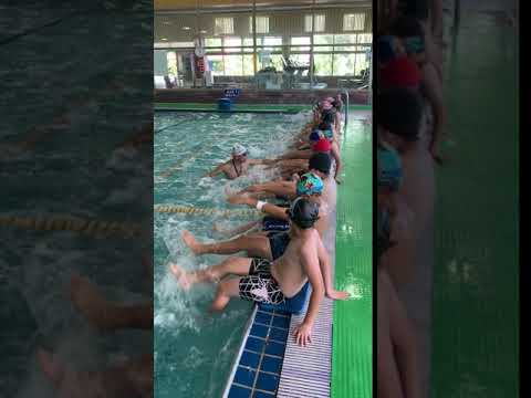 游泳課教學實況三 - YouTube