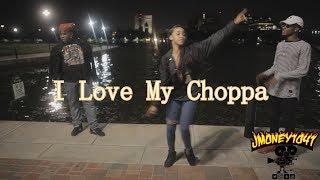Tay K - I Love My Choppa (Official Dance Video) shot by @Jmoney1041