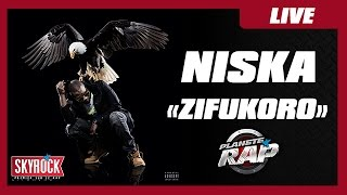 """Niska """"Zifukoro"""" en live #PlanèteRap"""
