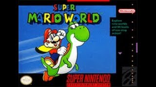 Classical Piano:   Super Mario World - Title Theme