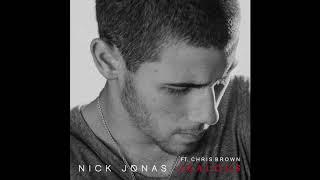 Nick Jonas ft  Chris Brown -Jealous (Remix lyrics)