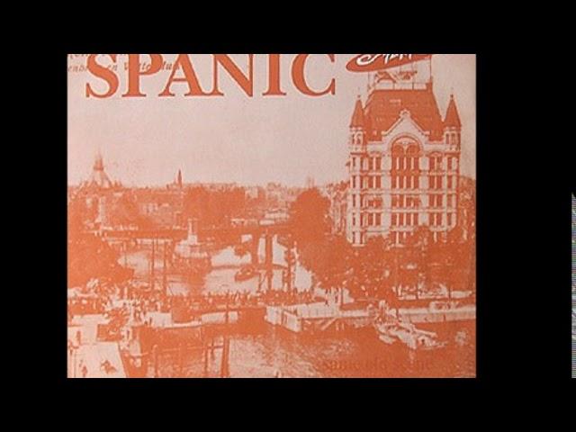 """Canción """"Persecution"""" de Spanic."""