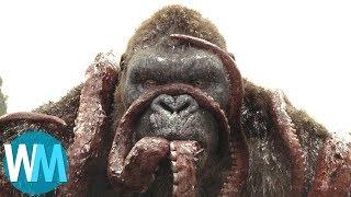 TOP 10 Der Gewaltigsten Film Monster