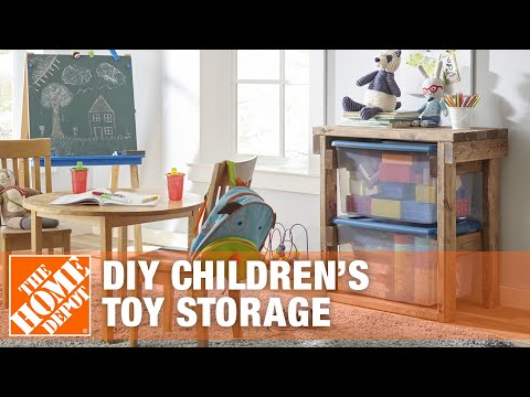 How To Build A Stacking Storage Tote