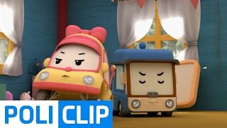 It's my area! | Robocar Poli Clips