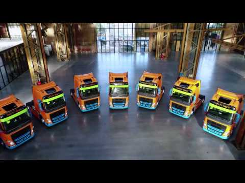 Volvo Trucks Safety demo's