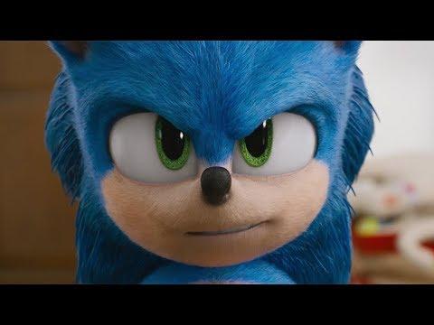 Sonic: La película - Trailer 2 español (HD)