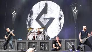 Caliban - Mein schwarzes Herz, Live @ Nova Rock 2016