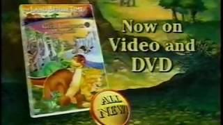 2003 - 'The Land Before Time X: The Great Longneck Migration' Arrives on Home Video