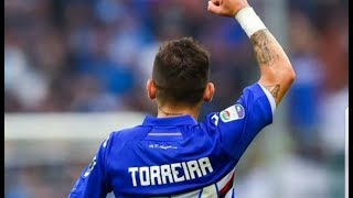 Lucas Torreira Dribbling Skills & Goals 2017 width=