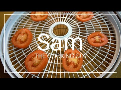 Use a Dehydrator for Healthier Eating